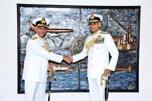Admiral Karambir Singh takes charge as new Navy chief, replaces Sunil Lanba