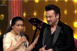 Adnan Sami credits Asha Bhosle for his successful career
