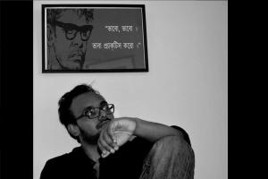 Aneek Chaudhuri to make Hindi film, collaborates with musician Deb Chowdhury