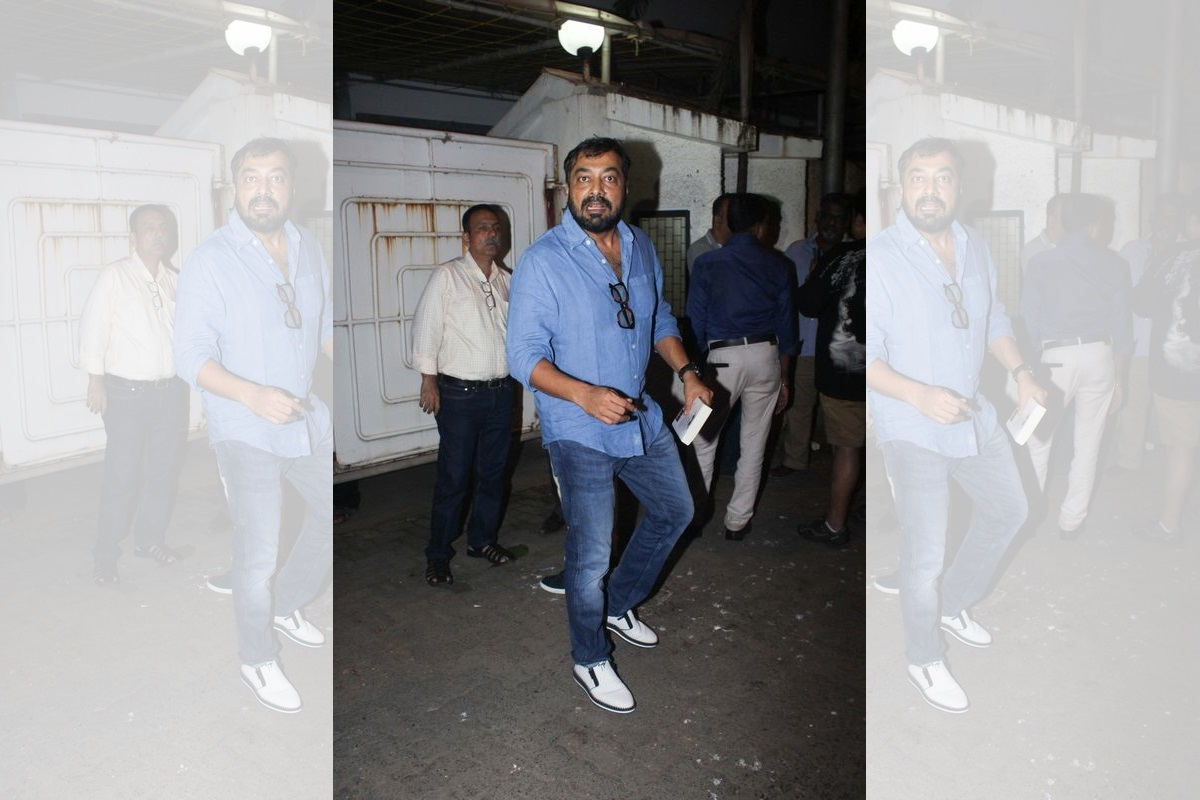 Filmmaker Anurag Kashyap files FIR against man who threatened to rape his daughter
