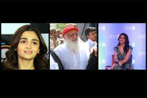 Biopic on Asaram in the making, Alia Bhatt and Anushka Sharma may play probe officers