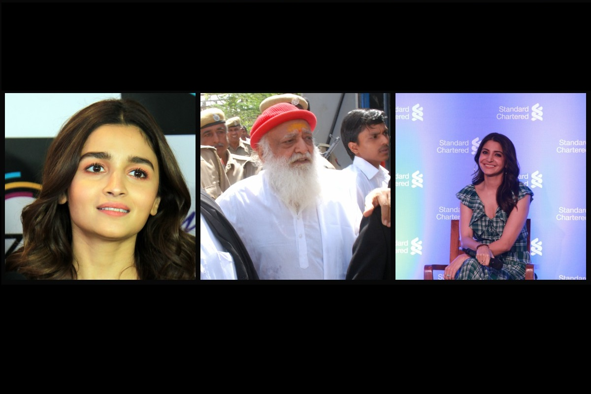Asaram biopic, Sanju, Ushinor Majumdar, God of Sin: The Cult Clout and Downfall of Asaram Bapu, Sunil Bohra, Penguin India, Narayan Sai, Shobha Bhatuda, Chanchal Mishra, Alia Bhatt, Anushka Sharma,Anurag Kashyap