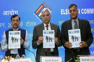 Election Commissioner Ashok Lavasa skips poll code meets over clean chits to PM, Shah: Reports
