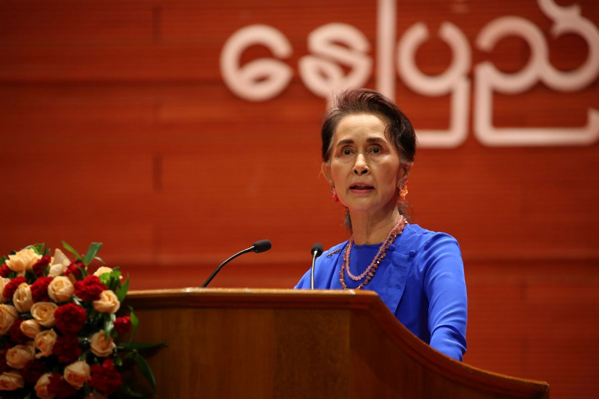 Myanmar, State Counsellor Aung San Suu Kyi, National League for Democracy (NLD) party, military coup,