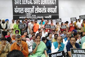 BJP accuses Election Commission of bias in West Bengal