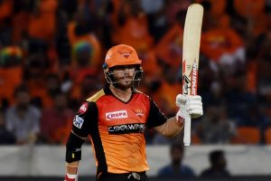Sunrisers Hyderabad skipper David Warner shares favourite IPL moment