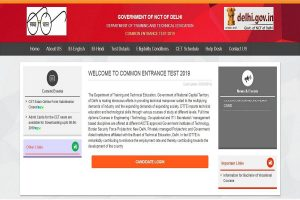 Delhi CET admit cards 2019 released at cetdelhi.nic.in | Direct link to download here