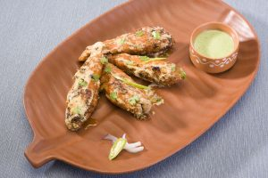 Recipe for Malai soy chaap tikka