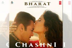 Chashni song from Salman Khan and Katrina Kaif's Bharat making a buzz