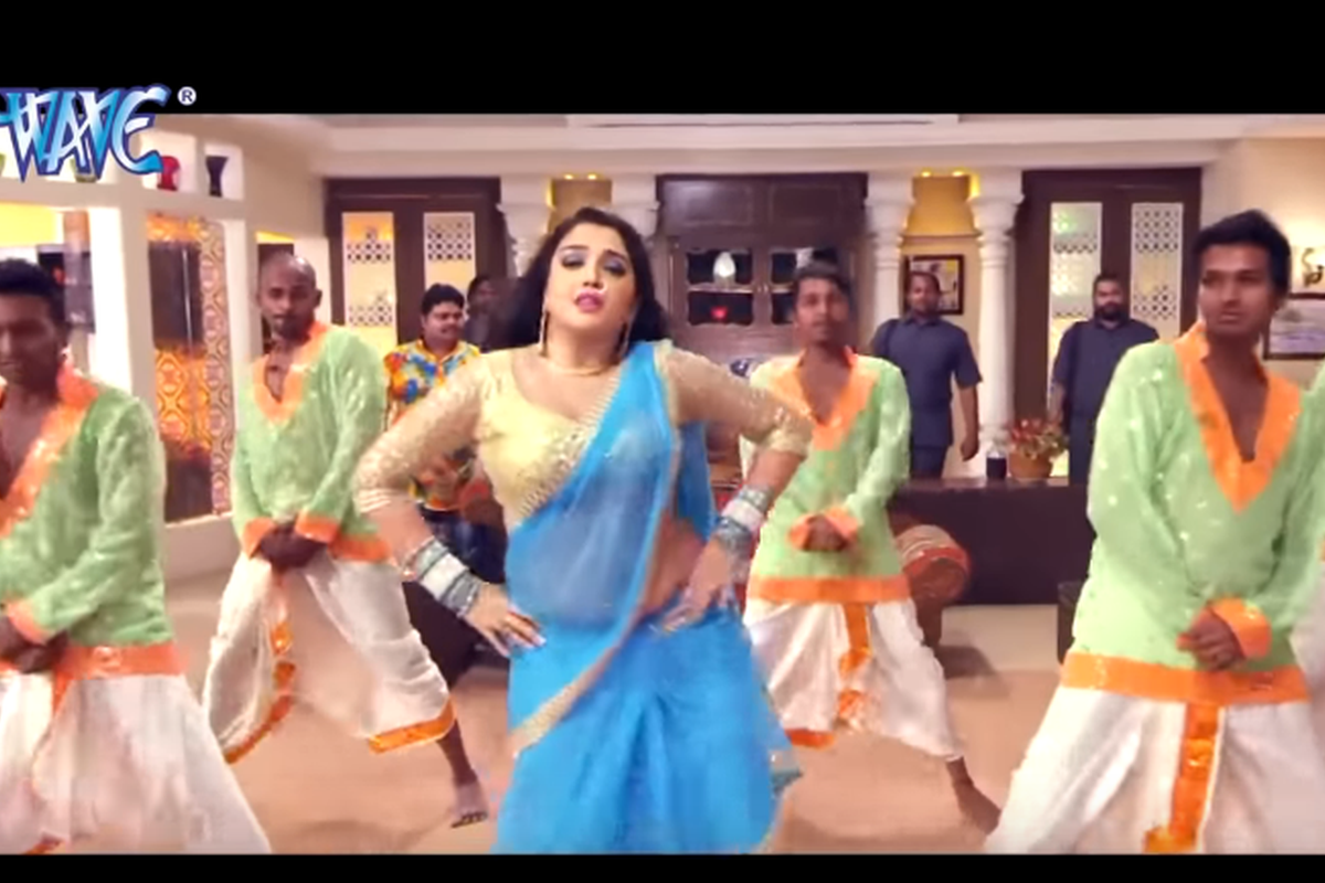 Latest Bhojpuri songs 2019: Chokh Lage Saman featuring Nirahua is out