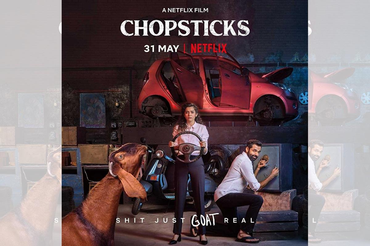 Chopsticks, Netflix, Mithila Palkar,official trailer, Abhay Deol,Vijay Raaz, Nirma, Little Things, Sachin Yardi,Ashvini Yardi ,Vineyard Productions, See What's Next: Asia, Made in Heaven, Amazon Prime