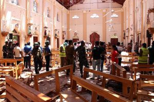 Sri Lanka now safe, all accused killed or arrested: Security officials