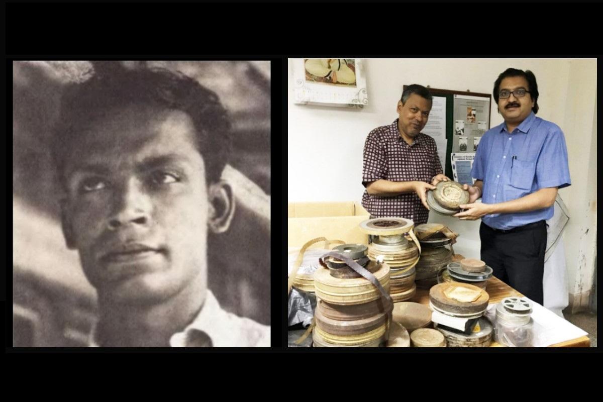 Ritwik Ghatak, NFAI, Mahendra Kumar, Nagarik, Subarnarekha, Titas Ekti Nadir Naam, Centre for Studies in Social Sciences, Ajantrik (1958), Bari Thekey Paliye (1959), Meghe Dhaka Tara (1960), Komal Gandhar (1961), Subarnarekha (1962), Jukti Takko Aar Gappo (1974)