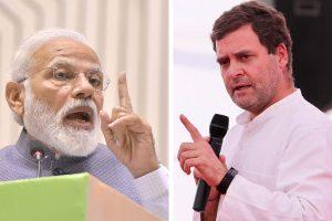 Congress moves EC against PM Modi over 'corrupt no 1' remark against Rajiv Gandhi