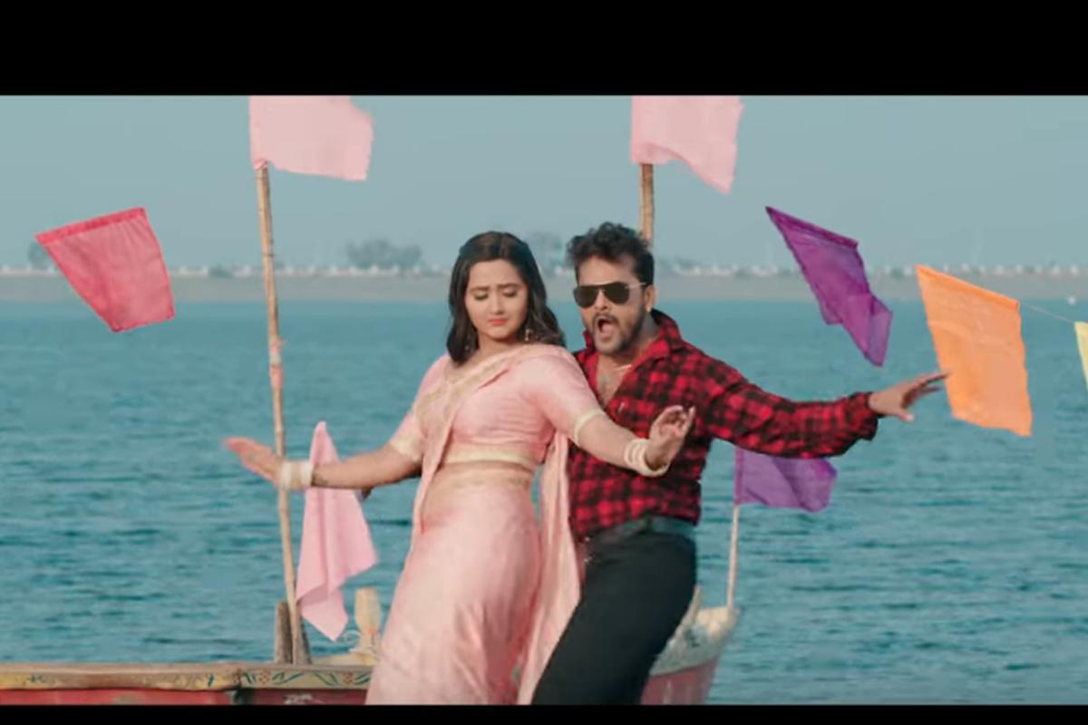 Coolie No 1 gets Bhojpuri remake starring Khesari Lal Yadav and Kajal Raghwani, watch trailer
