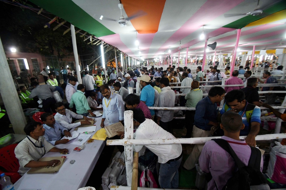 Delhi, Lok Sabha, VVPAT, Electronic Voting Machine, EVM, Supreme Court