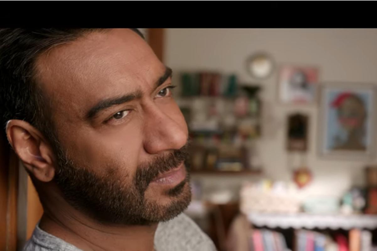 Must Watch | Ajay Devgn and Rakul Preet in new song Dil Royi Jaye from De De Pyaar De
