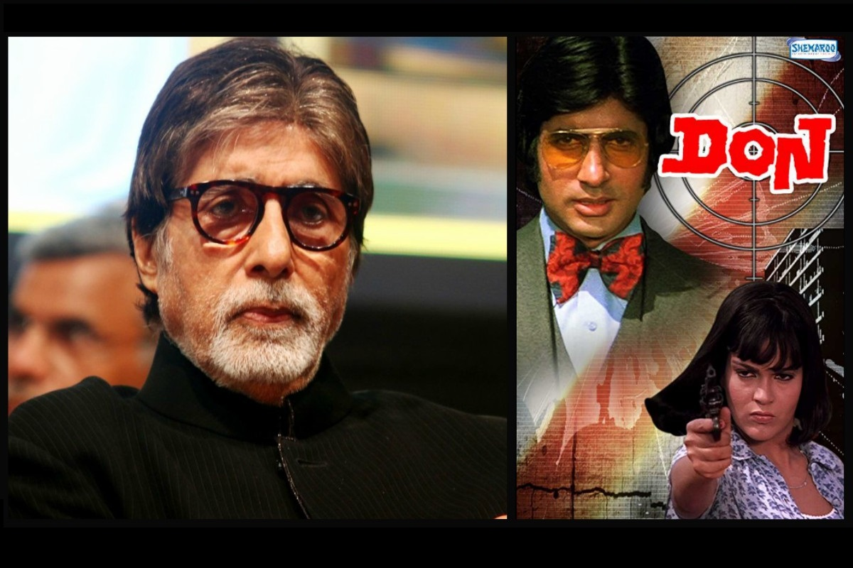 Big B gets nostalgic as 1978 hit Don completes 41 years