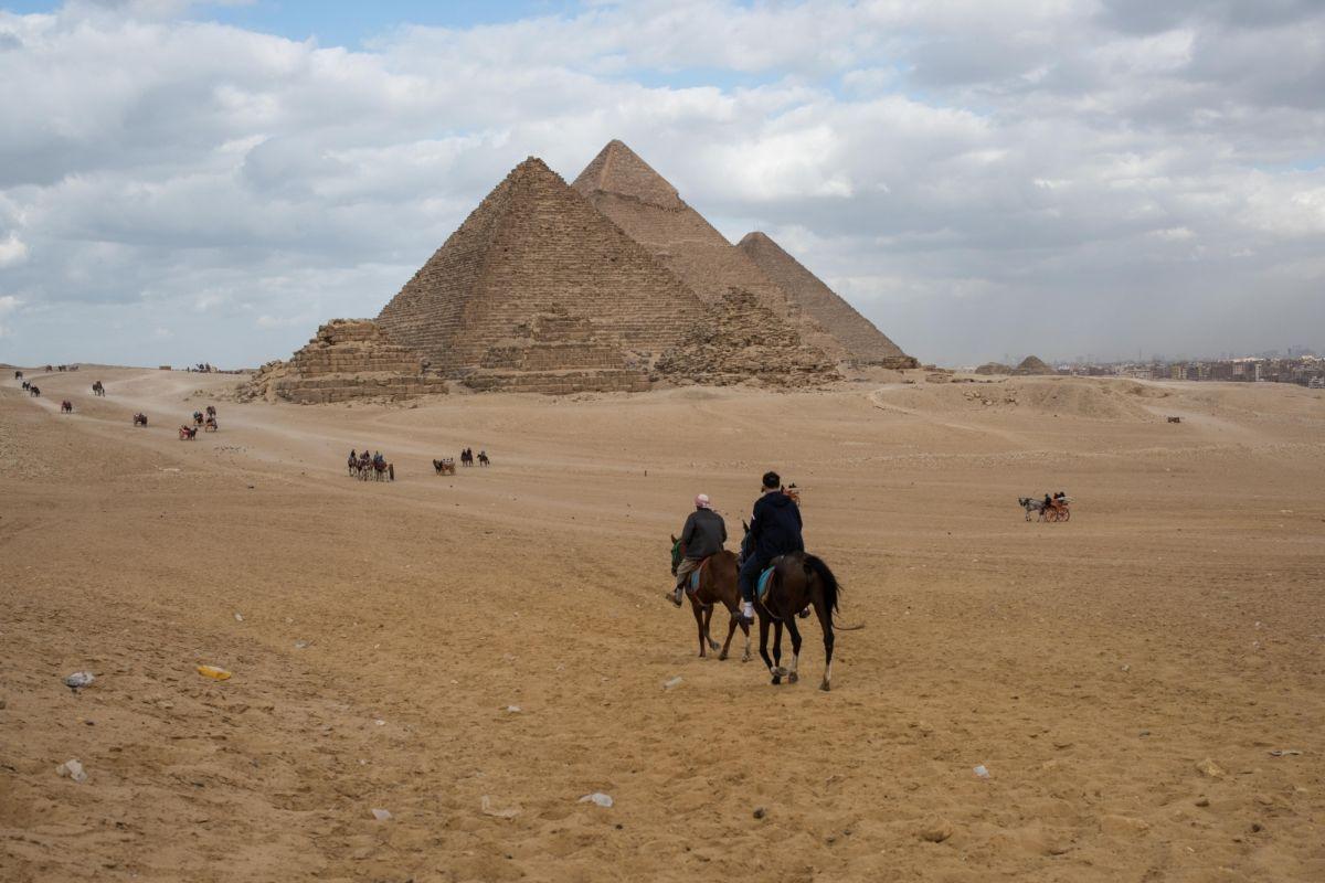 Egypt's Great Pyramids