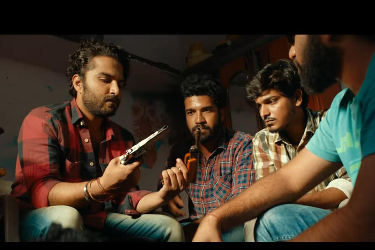 Falaknuma Das Official Trailer Telugu | Vishwak Sen | Vivek Sagar | Tharun Bhascker