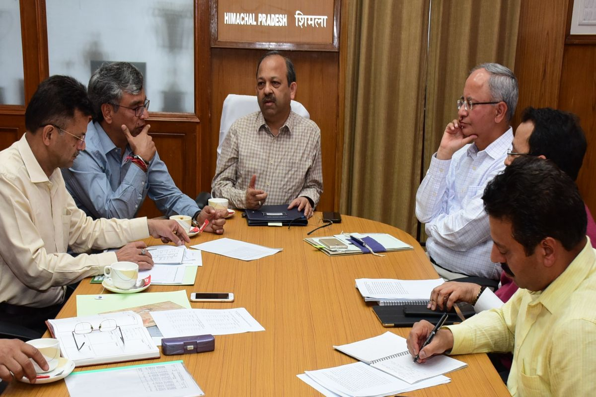 Himachal QRT soon to tackle forest fires