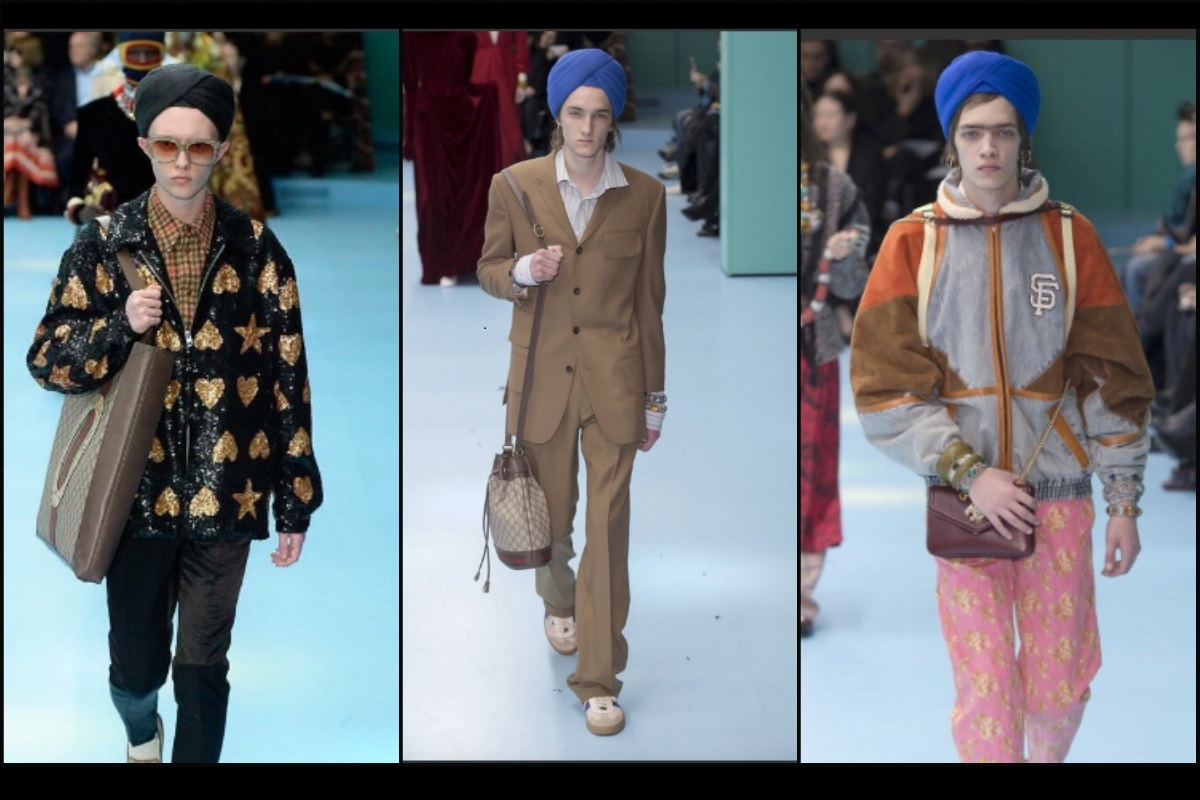 Gucci accused of cultural appropriation again, this time over Sikh turban