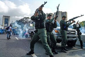 Riots break out in Venezuela; oppn leader Guaido claims forces join campaign to oust President