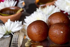 How to make gulab jamun at home