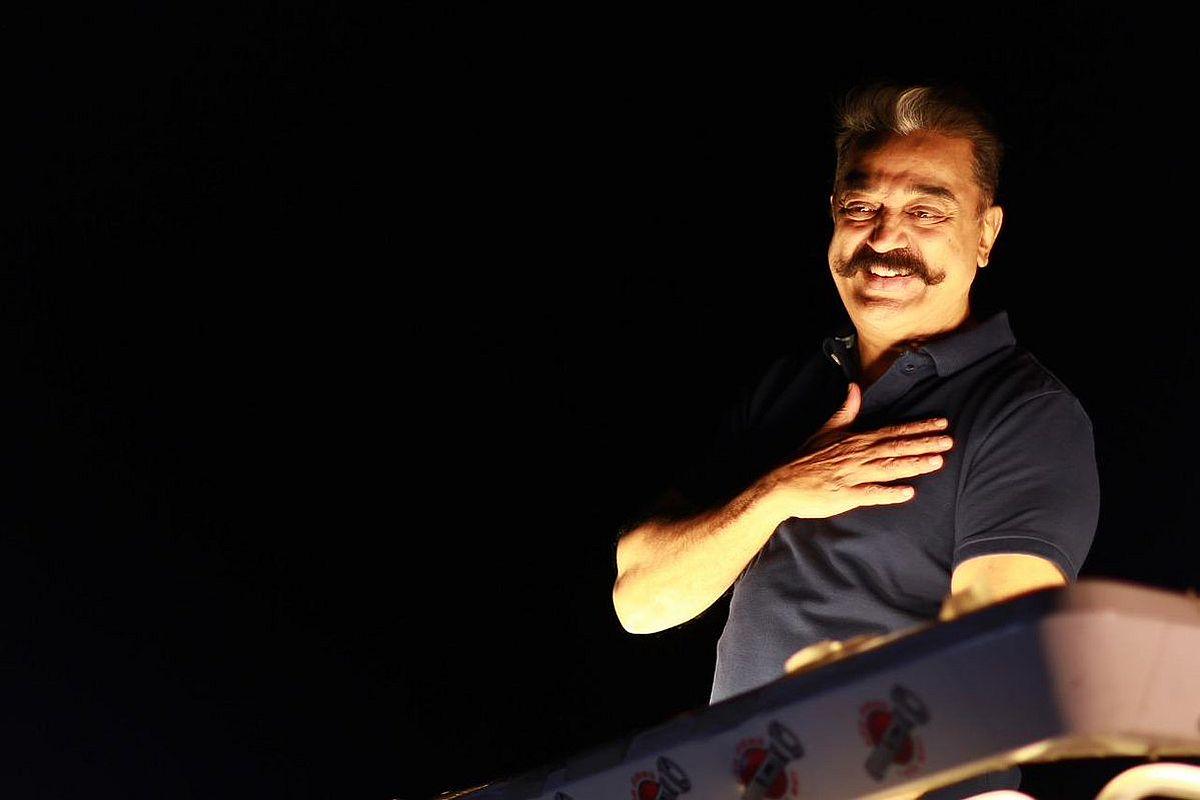 Kamal Haasan gets anticipatory bail from Madras HC for 'Hindu terrorist' remark