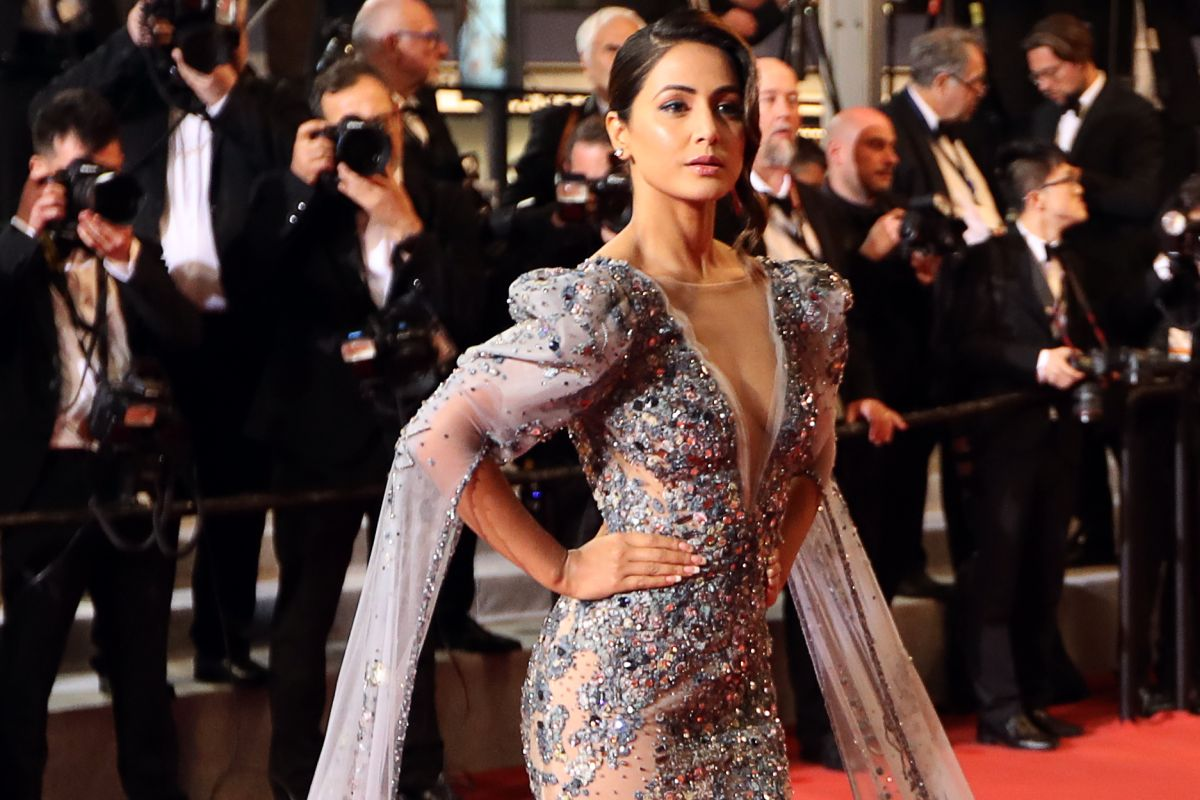 Cannes 2019: Hina Khan shares her favourite Cannes moment and attributes 'GodsSign' for it
