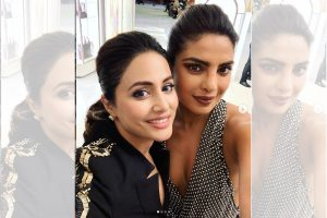 Proud of your achievements: Priyanka Chopra tells Hina Khan after Cannes success