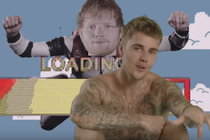 Ed Sheeran & Justin Bieber – I Don't Care [Official Video]