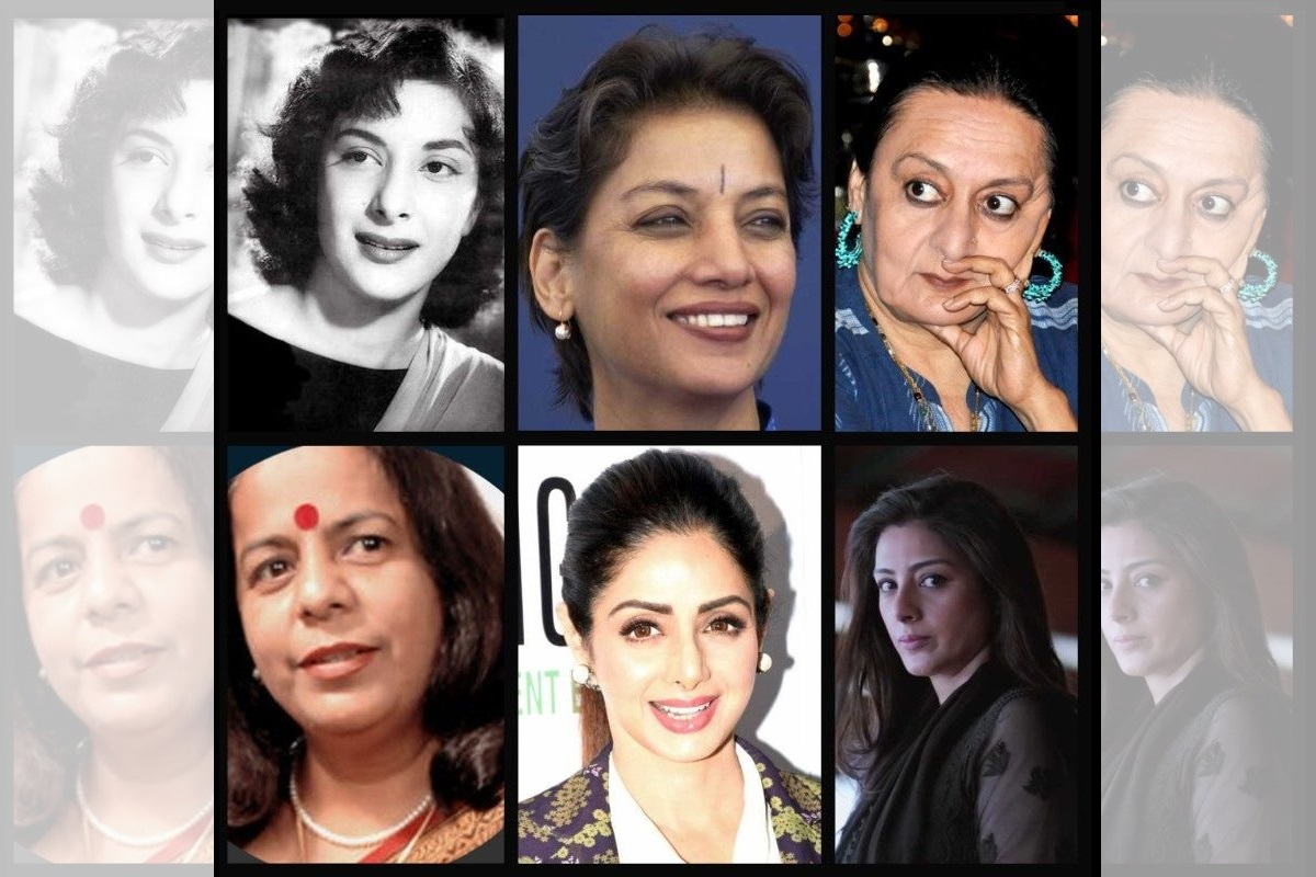 cine-maas, Mother's Day 2019, Sridevi, Gauri Shinde, English Vinglish, Nutan Mathur, Irrfan, Piku, Haider, Tabu, Shahid Kapoor, Hamlet, Vishal Bhardwaj, Dolly Alhuwalia, Shoojit Sircar, Vicky Donor, Ayushmann Khurrana, Dostana, Kirron Kher, Abhishek Bachchan, Maa da Laadla, Masoom, Shekhar Kapur, Shabana Azmi, Jugal Hansraj, Naseeruddin Shah, Vaastav, Mehboob Khan, Nargis, Mother India, portrayal of mothers, Bollywood