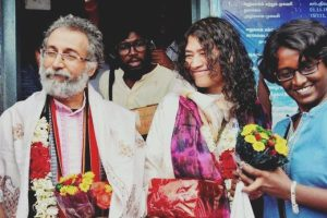 Manipur's 'Iron Lady' Irom Sharmila gives birth to twin girls on Mother's Day