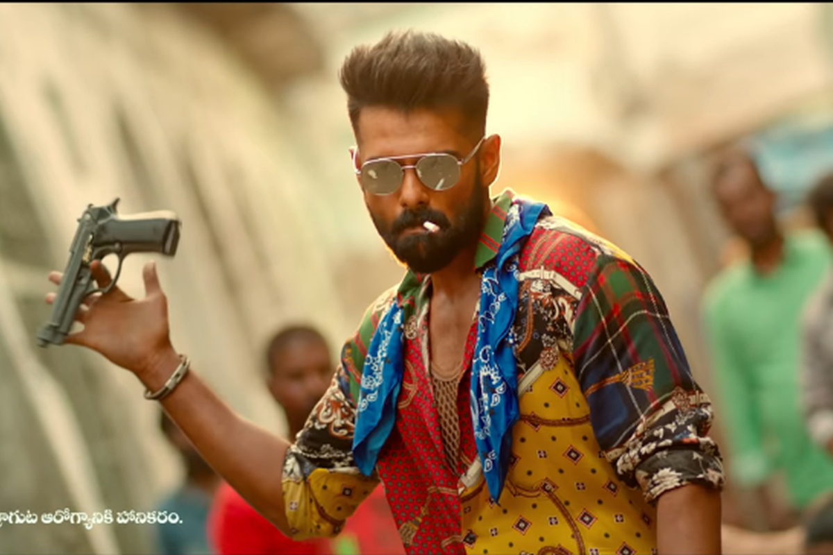 Ismart Shankar teaser out, watch Ram Pothineni, Nidhhi Agerwal in the Telugu film