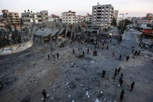 Gaza conflict: Israel lifts restrictions amid ceasefire