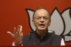 Narendra Modi visits Arun Jaitley, may ask him to join government