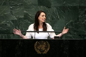 Jacinda Ardern's 'wellbeing' budget spreads good vibes in New Zealand