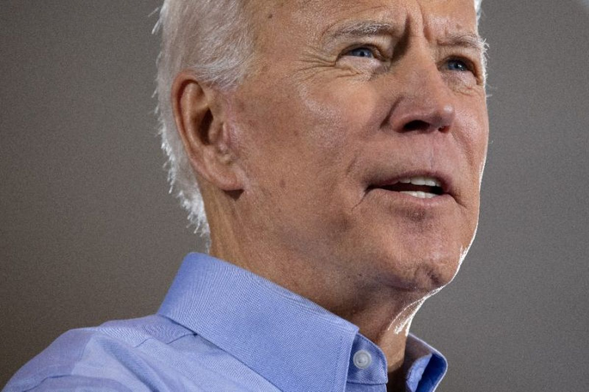 Biden outpaces pack, raises USD 6.3 mn in first 24 hours
