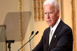 Donald Trump is 'divider-in-chief', says Biden as he formally launches 2020 presidential bid
