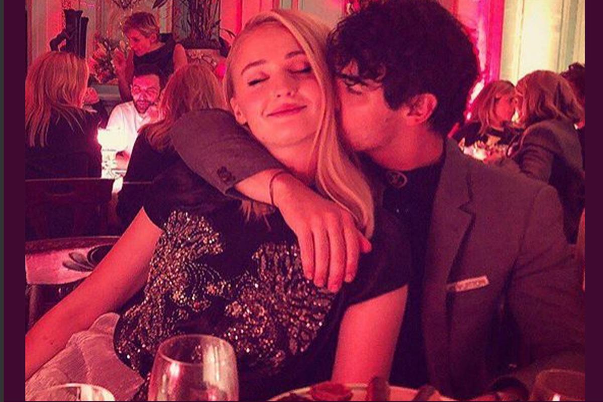 Just married: Joe Jonas and Sophie Turner