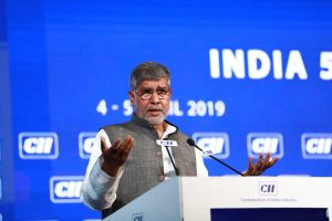 Godse assassinated Gandhi's body, Pragya Thakur 'killed his soul': Kailash Satyarthi