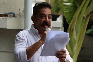 BJP seeks 5 day ban on Kamal Hassan on Nathuram Godse comment