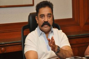 Criminal case against Kamal Haasan for 'hurting' Hindu sentiments in his 'Godse' remark