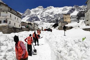 Gangotri dham, Yamunotri dham portals now open for pilgrims