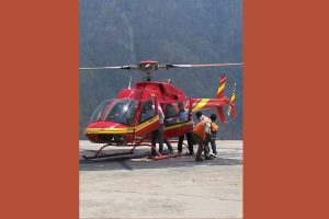 Nine aviation companies to provide air service to Kedarnath