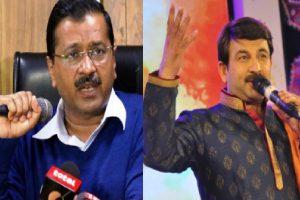 'Manoj Tiwari dances very well', Kejriwal's dig at Delhi BJP chief