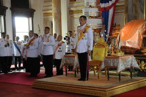 Thailand King Vajiralongkorn marries bodyguard, names her queen