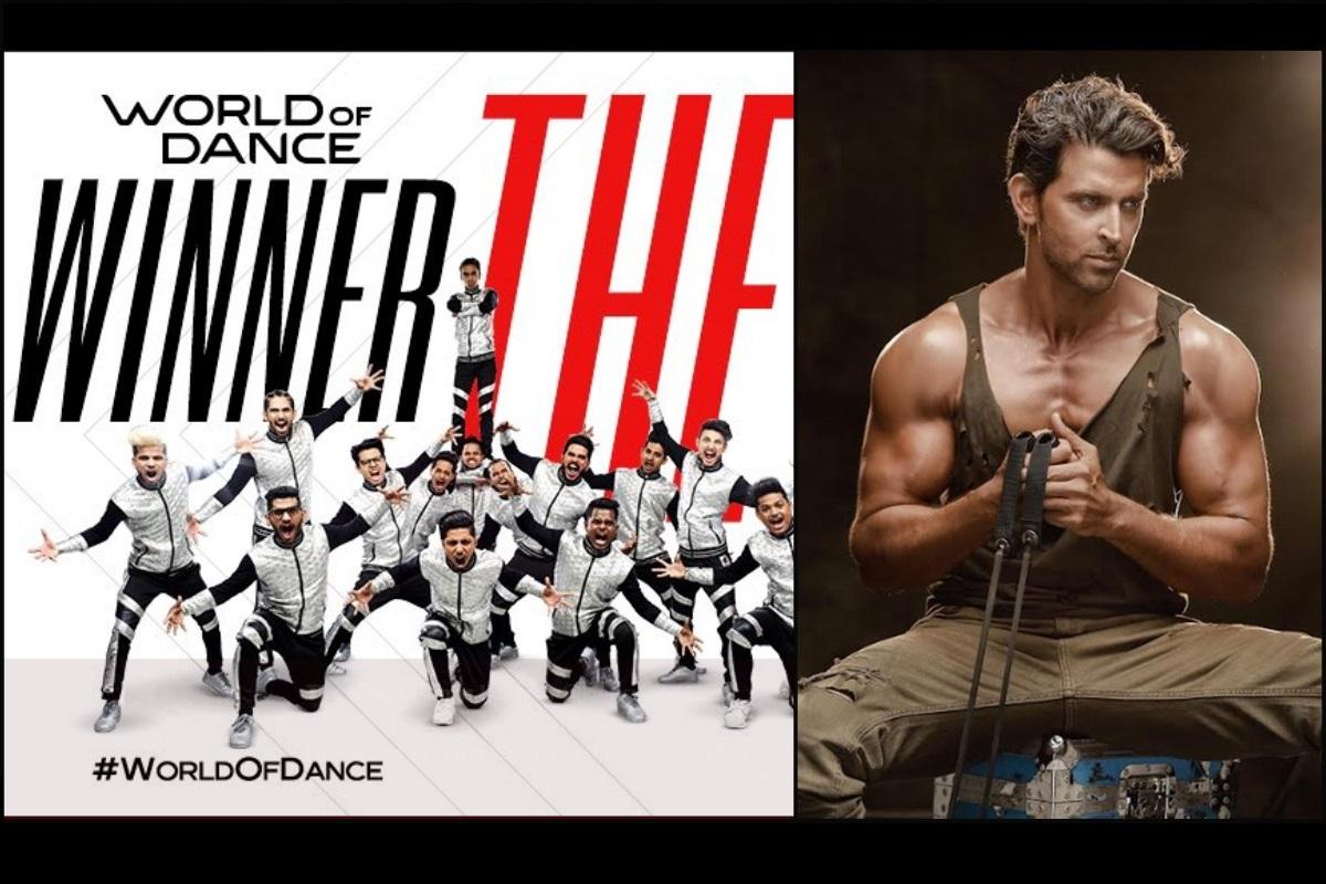Hrithik Roshan, The Kings, World of Dance, American reality show,Vikas Bahl, Super 30, Anand Kumar, Jennifer Lopez, Ne-Yo,Derek Hough