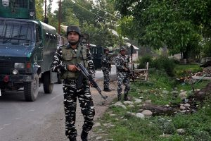 Two Hizbul terrorists killed in encounter with security forces in J-K's Kulgam